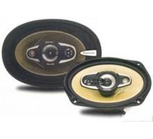 Автомобильные динамики овальные  TS-A6977, 300W