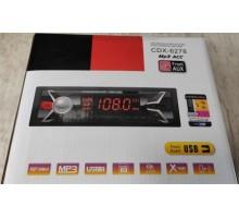 Автомагнитола CDX- 6278 +USB флешка, SD карта, AUX