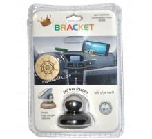Держатель в авто магнитный Bracket 360-392, блистер
