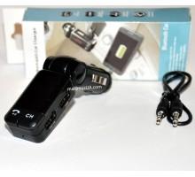 FM модулятор 404 c bluetooth