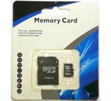Карта памяти Memory Card 258 micro SD 2GB 10class с адаптером