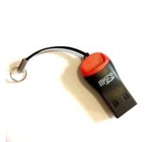 USB кардридер с microSD на USB 257