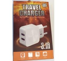 Зарядное устройство USB 3,1 А