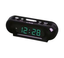 Часы сетевые VST-716 с будильником