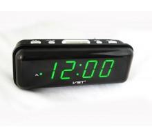 Часы сетевые VST 738 с будильником