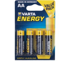 Батарейки Varta - Energy AA LR6 1.5V 4шт