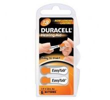Батарейки Duracell - 13 PR48 Hearing Aid 1.45V 6шт