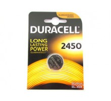 Батарейки Duracell - 2450 Lithium CR2450 DL2450 0 Li-Ion 3V 1шт