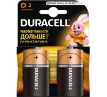 Батарейки Duracell - Basic alkaline MN1300 D LR20 1.5V 2шт