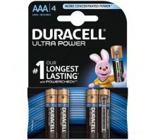 Батарейки Duracell - Turbo Max alkaline MX2400 AAA LR03 1.5V 4шт