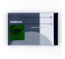 Аккумулятор Li-Ion Nokia BL-4C 1020mAh