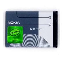 Аккумулятор Li-Ion Nokia BL-5C 1020mAh