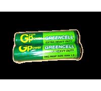 Батарейка GP GreenCell Extra Heavy Duty R03 AAA 1.5V солевая, 40шт.