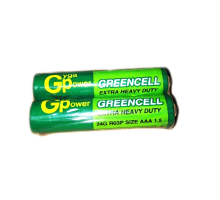 Батарейка GP GreenCell Extra Heavy Duty R03 AAA 1.5V солевая, 40шт.