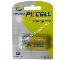 Аккумулятор NiMh Pikcell HR6 AA 1.2V 1300mAh, блистер