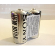 Батарейка Sony С R14 1.5V солевая, 24шт.