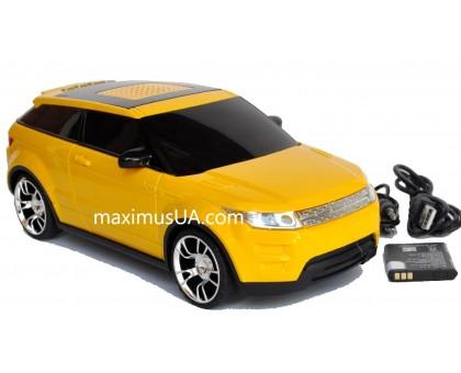 Колонка машинка Range Rover YC-996, +USB флешка, SD карта, FM приемник, AUX