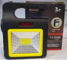 Портативный фонарь  TJ-518 A COB