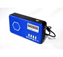 Колонка WS-261 +USB флешка, SD карта, радио, AUX