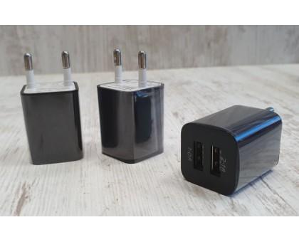 Сетевое зарядное устройство 2 А кубик