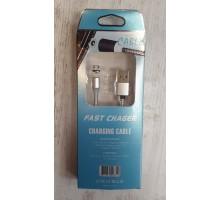 Магнитный USB кабель microUSB