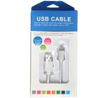 USB кабель RS6690-401 Lightning 1,2м
