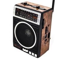 Радиоприемник Golon RX-078 +фонарик