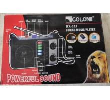 Радиоприемник Golon RX-333