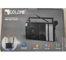 Радиоприемник  Golon RX-M70 BT