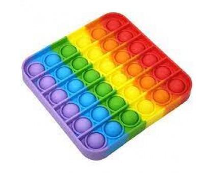 Pop it квадрат антистресс игрушка для детей