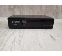 Цифровой ТВ ресивер DVB-T2 Megogo с дисплеем, Wi-Fi