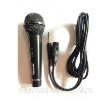 Микрофон для караоке проводной SY-91
