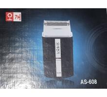 Электробритва AS-608, аккум.