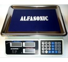 Весы торговые Alfasonic 386 50кг с платформой