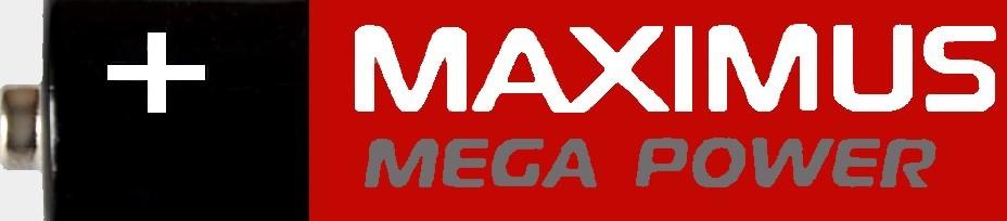 Батарейки Maximus